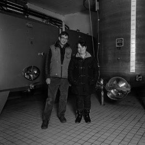 Carole et J.C.Leclerc